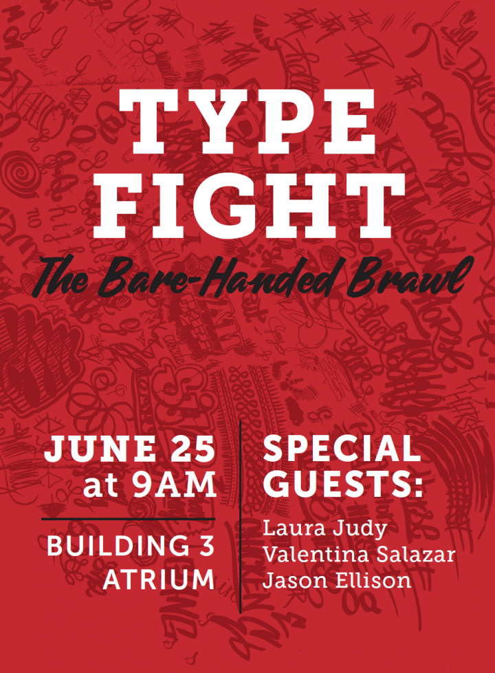 Valencia East Campus Type Fight!