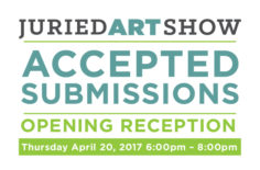 Accepted GRA & DIG Work / 2017 Student Juried Show